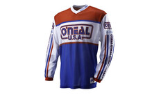 O&#039;NEAL Ultra Lite LE&#039; 83 Jersey rouge/bleu